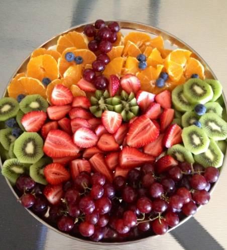Фото еда и сладости вкусняшки фрукты и