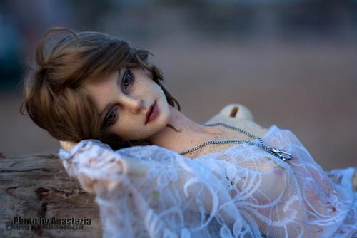 Кукла в кружевном платье - Куклы - Красивые картинки, фото ...
